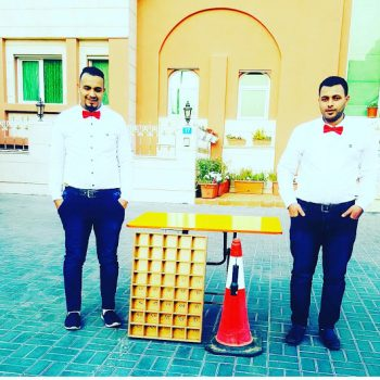 خدمة ايقاف وتنظيم السيارات بالكويت 67771882 - النوبي للضيافة